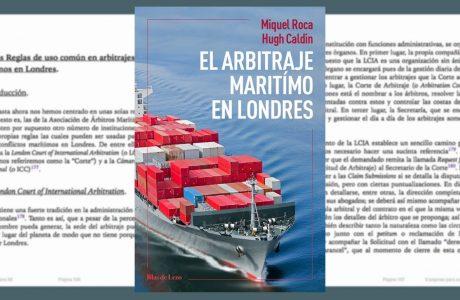 eBook dirigido a los empresarios de la industria marítima de habla hispana y a los abogados especializados en derecho marítimo. En formato ePub, mobi y PDF.