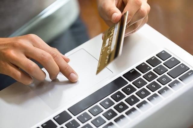 Opciones de pago compra online